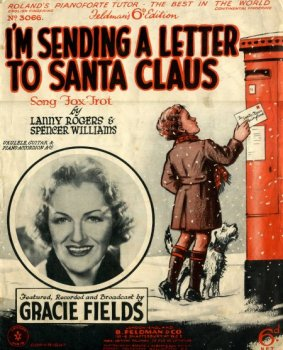 I'm Sending A Letter To Santa Claus